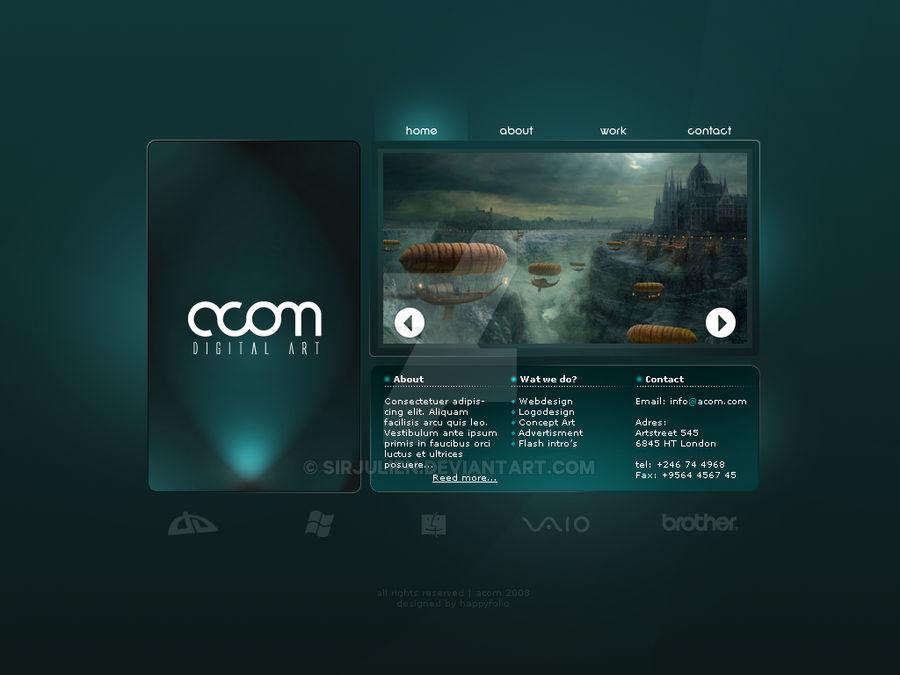 acom webdesign