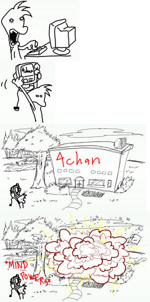 Thoughts on 4chan