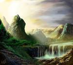 Light Cascade