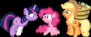 Twilight Sparke - Purple Fury