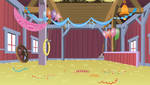 Party Barn Background