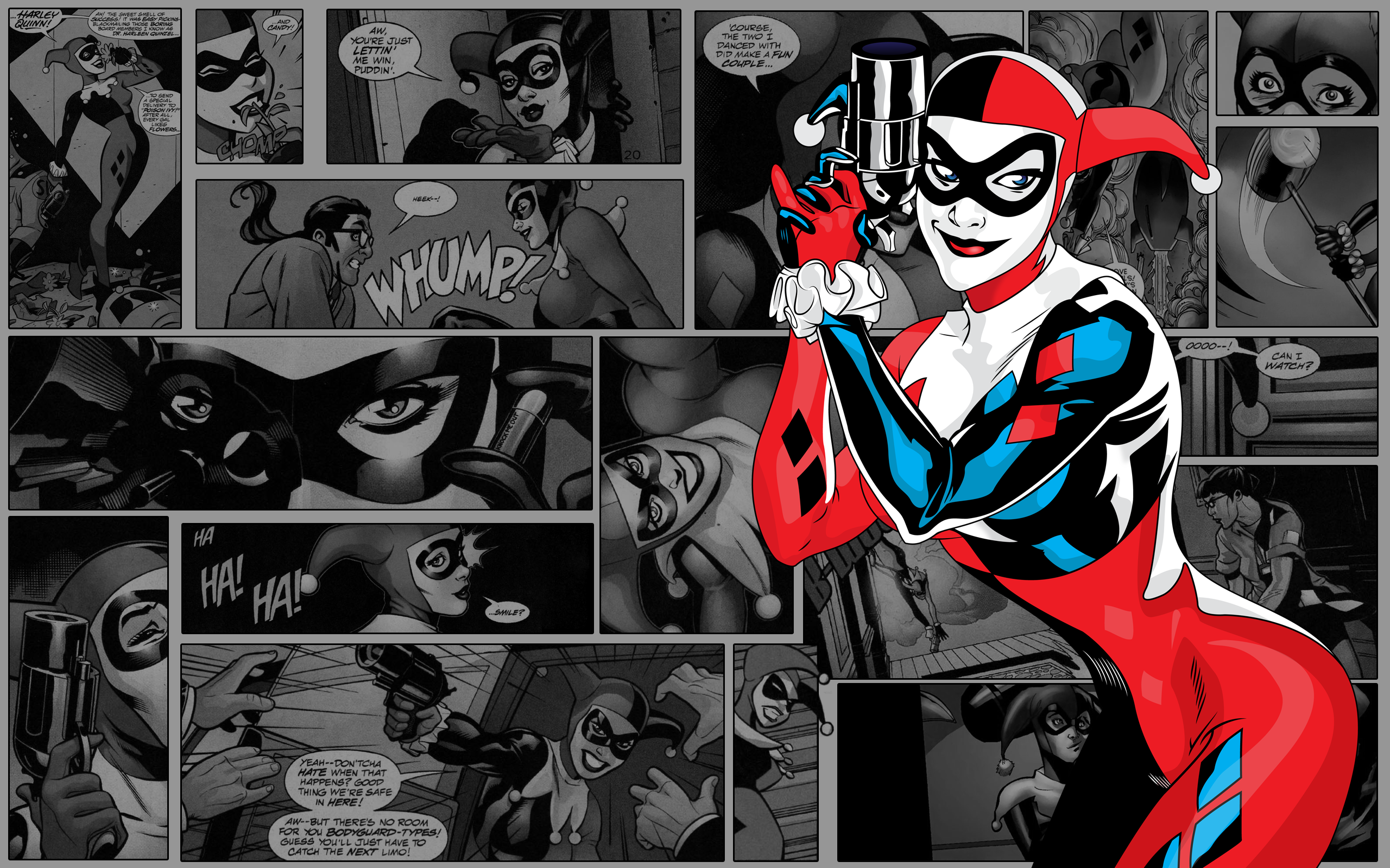 Harley Quinn Wallpaper 2 by