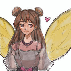 (Request) Fairy girl