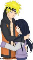Naruto x Hinata by fanfiction-fanfare
