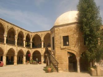 Buyuk Khan, Nicosia by isawien-ilmen