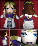 Princess Zelda Plushie