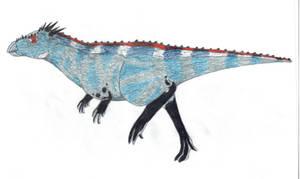 TnF: Blue Dragonram (S)