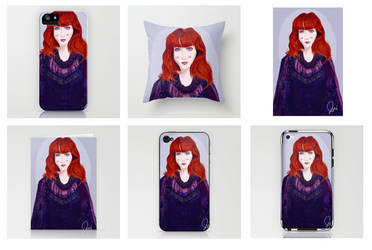 Florence Welch merch by amplified27
