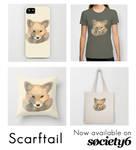 Scarftail merch