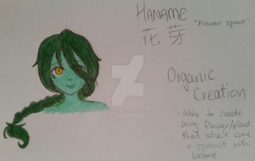 Haname by MagicalZombieGirl