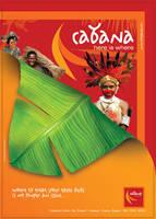 Cuba Cabana Print Ad by amorsito