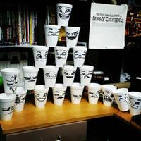 Cup Art - July