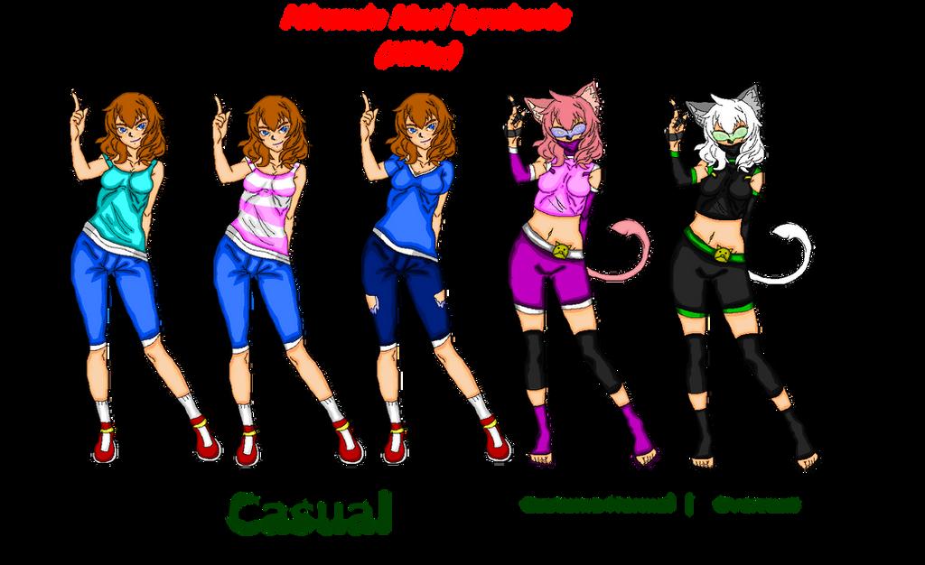 Dragon Diarys - Miranda M. Lymberis (Kitty) by Linkwolf48