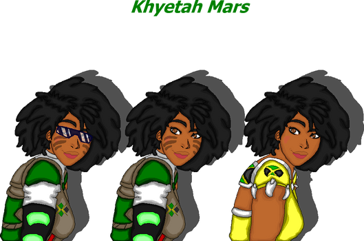 Dragon Diarys  - Khyetah Mars (Ms. Pogo)