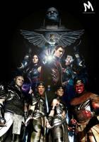 X-men - Apocalypse by mayfuite