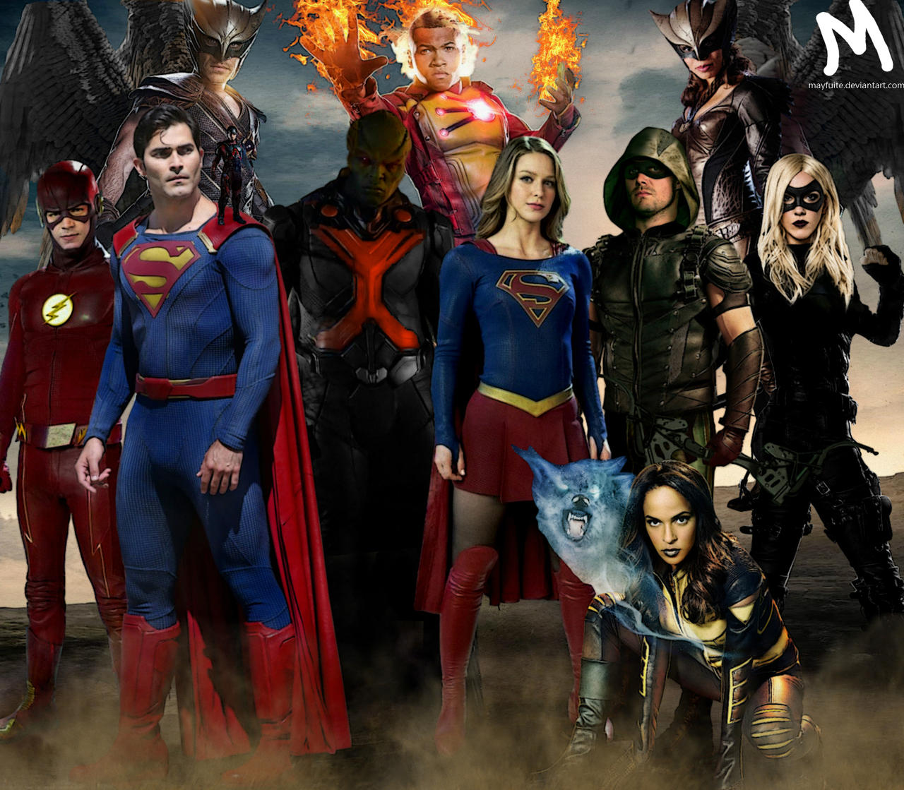 cw justice league - photo #1