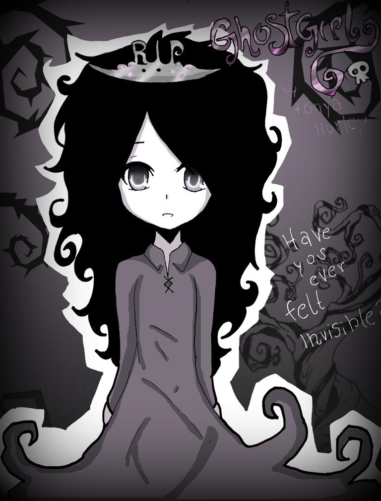 GhostGirl by Haoiki