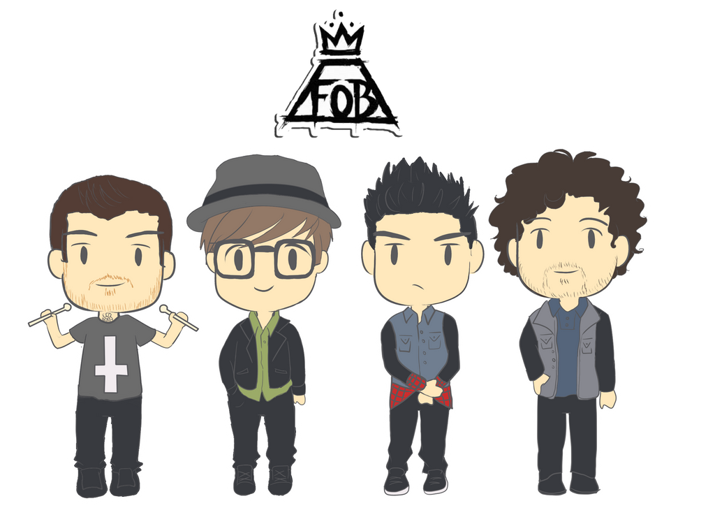 Fall Out Boy By Haoiki On Deviantart