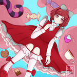 Himiko In Wonderland