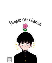 People can change by Haoiki
