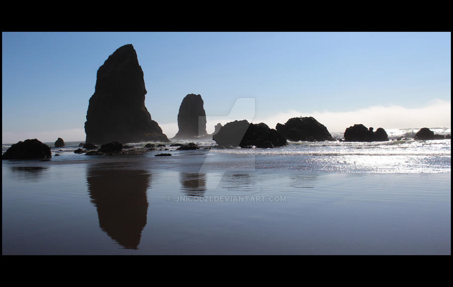 Cannon Beach july 2011 by jnicol21