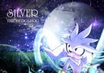 Silver the hedgehog wallpaper