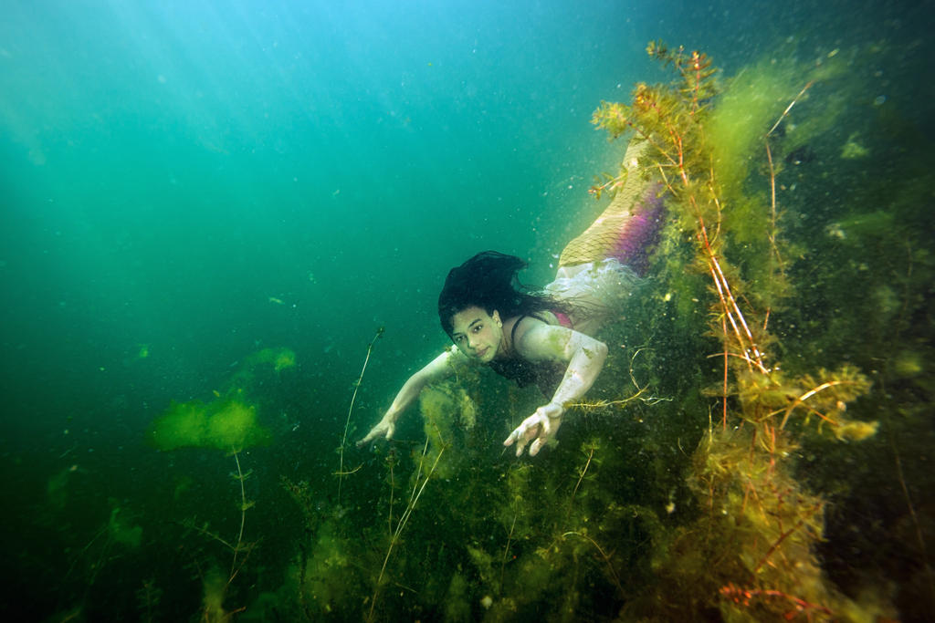 Mermaid Claui underwater 3 by MermaidClaui on DeviantArt