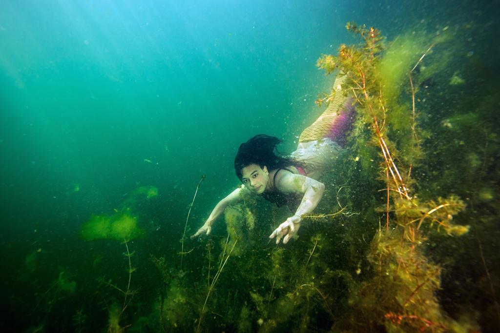 Mermaid Claui underwater 3 by MermaidClaui on DeviantArt