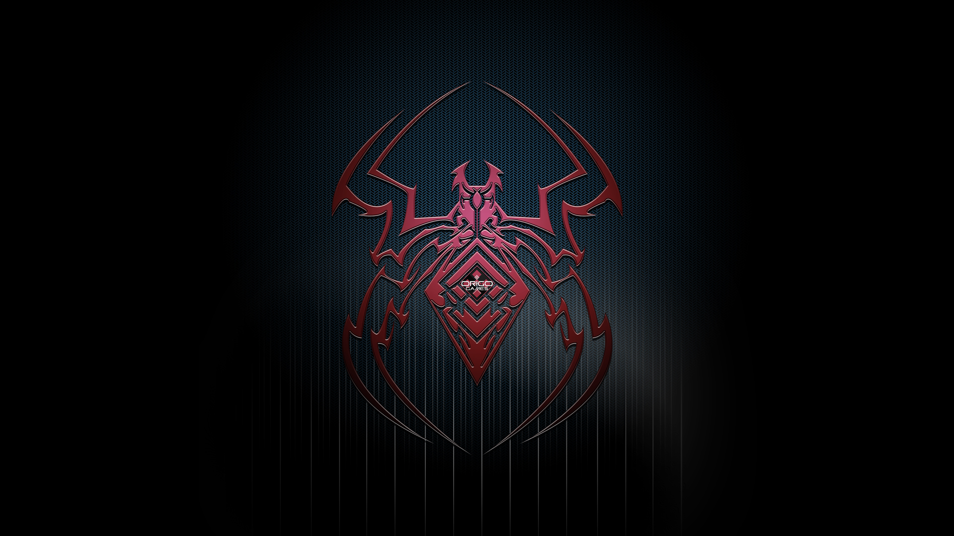 Origo Spider Ish Logo Desktop By Origo Games On Deviantart