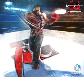 T.J. Combo Killer Instinct Fan art