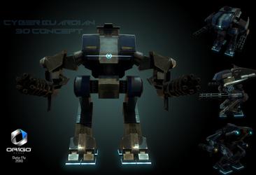 Cyber Guard2 by ORiGO-GAMES