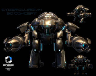 Cyber Guard by ORiGO-GAMES