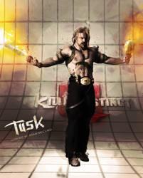 Tusk concept by ORiGO-GAMES
