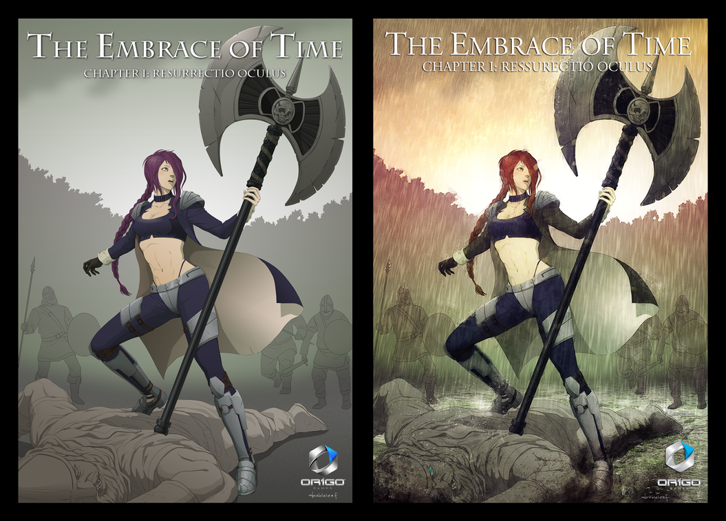 Mari  The Embrace Of Time  By Doubleleaf-d5wx1jz by ORiGO-GAMES