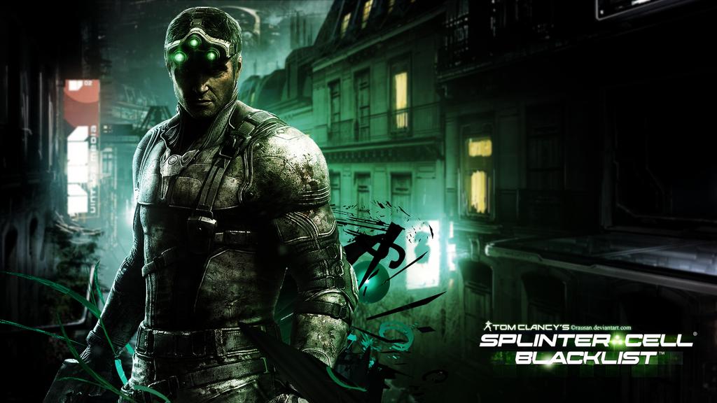 Splinter Cell Blacklist Wallpaper by rausan on DeviantArt