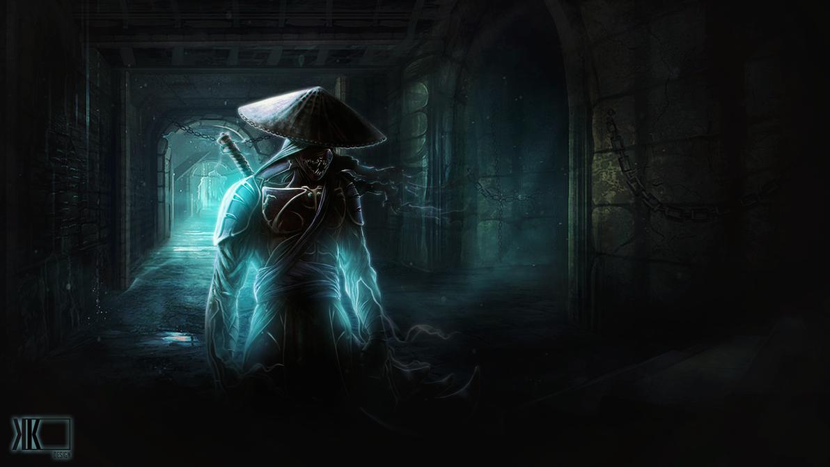assassin in the dark hd wallpaper by rausan on deviantart