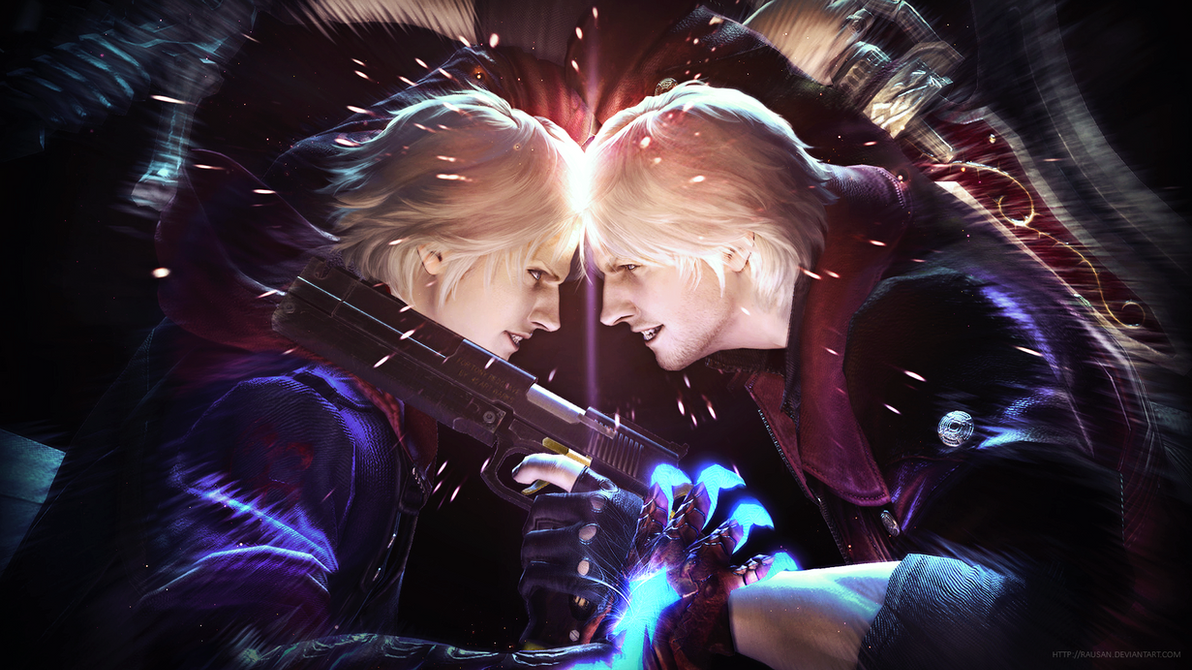 Devil may cry hd wallpaper by rausan on deviantart - Devil may cry hd pics ...