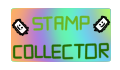 Stamp Collector Stamp by sealiepie