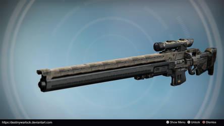 Echo Translator: Sniper Concept by Tucker Rossi2 by DestinyWarlock