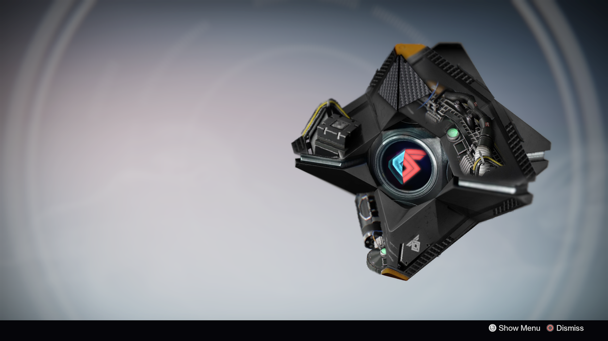 Informal Warmind Ghost Shell Concept By Cowdy71 DestinyWarlock