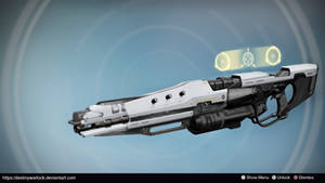 Angel: Exotic Sniper Rifle Concept