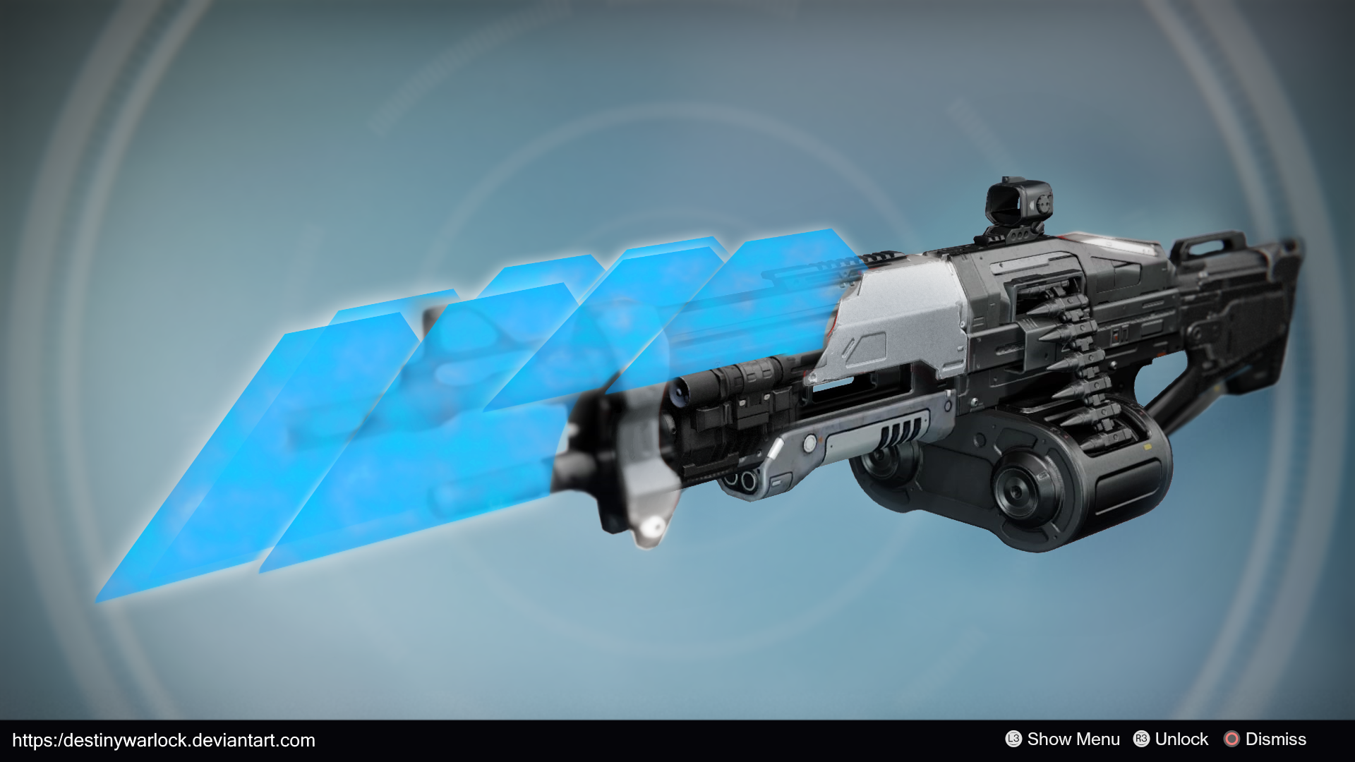 ZZ-23 Definite Strike: MG Concept by The XDFun by DestinyWarlock on