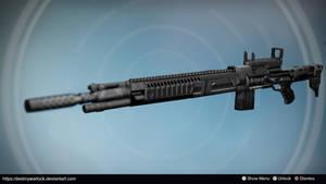 Designated Marksman: SR Concept by 64616e6e79