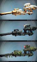 Destiny Ornament Concepts: Vex Mythoclast