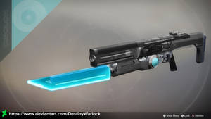 D2 Shotgun Concept: Aura Wing II by Auraee_ii
