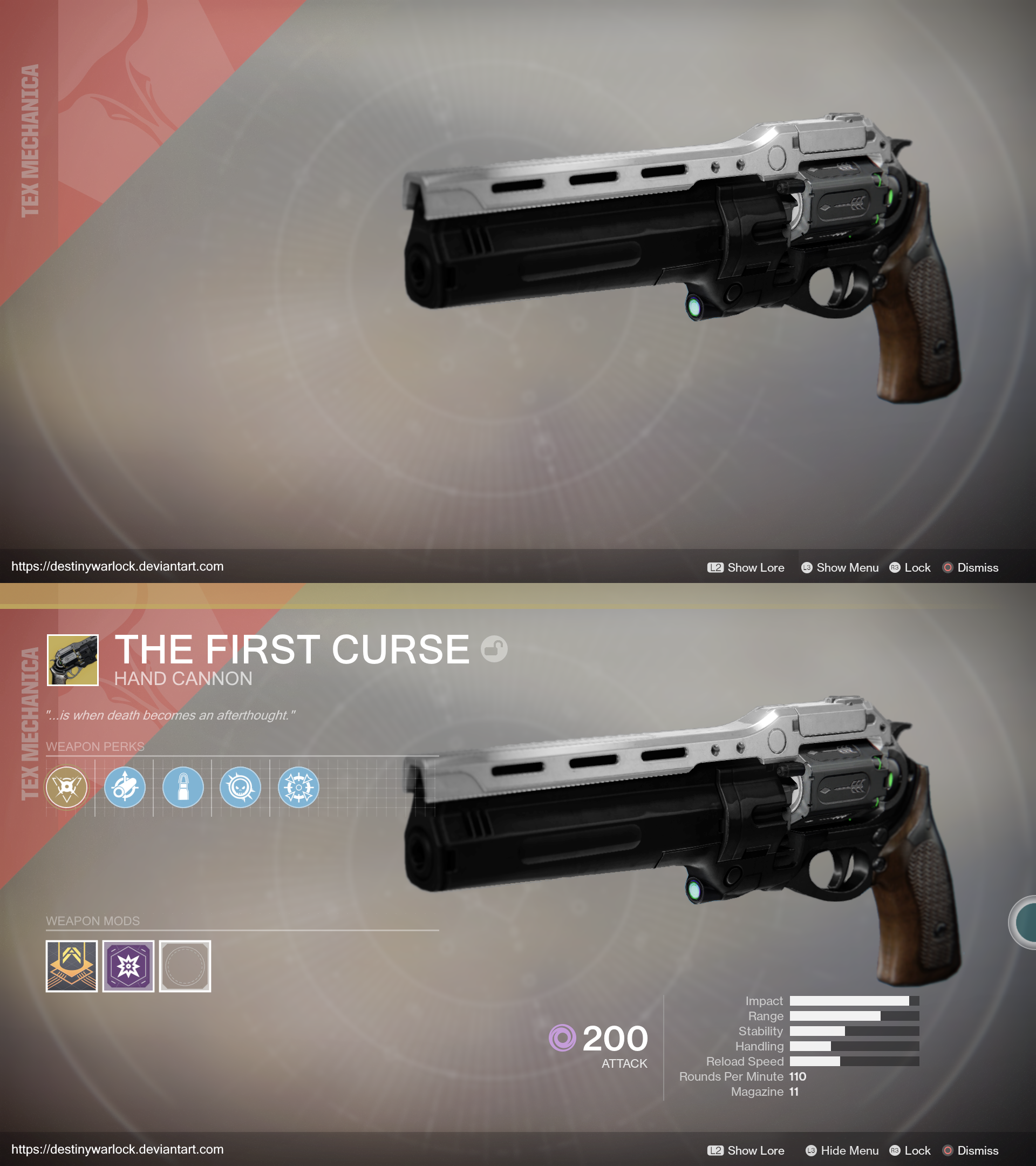 D2 Concept: The First Curse in Destiny 2 by DestinyWarlock