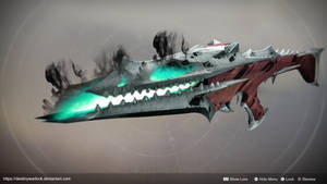 D2 Exotic Concept: Savathun's Seal by Crusader