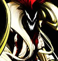 Scream (symbiote) by Mechalight