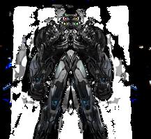 GunPlate TrafficHead by Mechalight