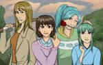 Yu Yu Hakusho Girls